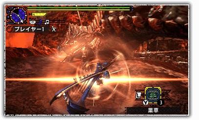 モンハン クロス 新要素 狩技 狩猟笛
