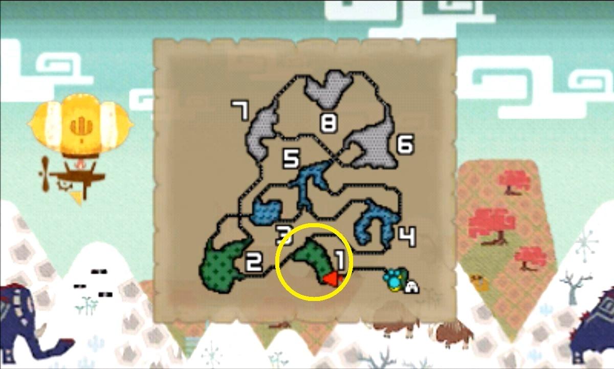 モンハン クロス 攻略 画像 シンドイワシ はじけイワシ 入手 場所
