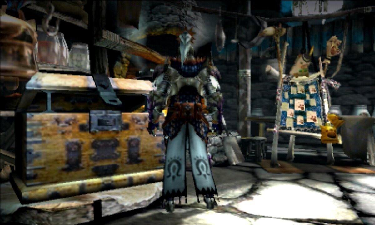 紫毒姫一式の外見・後ろ