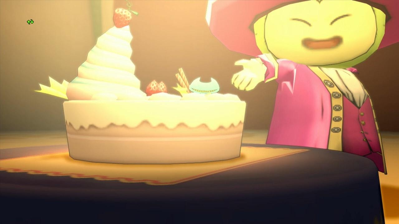 アクロバットケーキ
