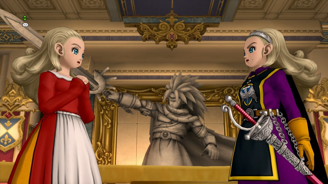 アンルシア姫とミシュア