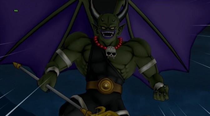 悪魔ザイガス