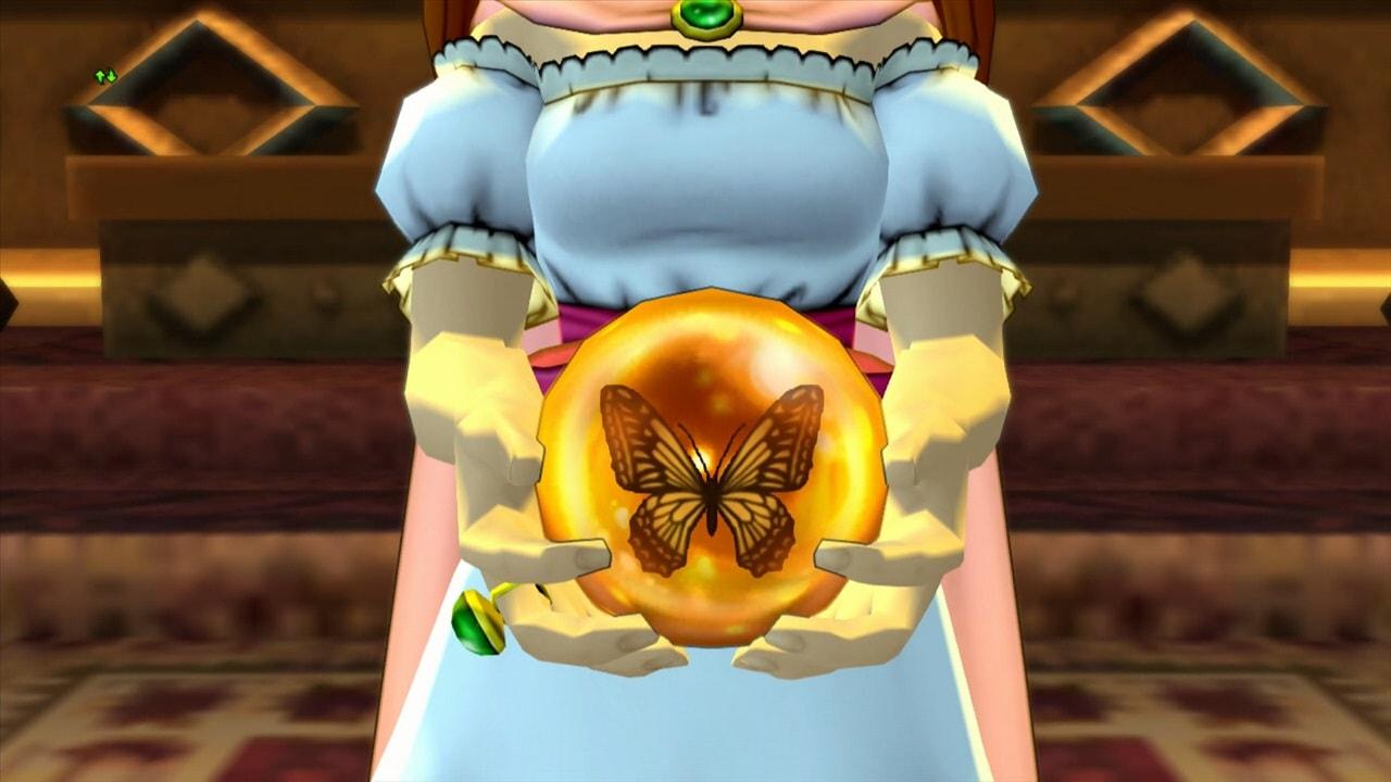こはくの宝珠