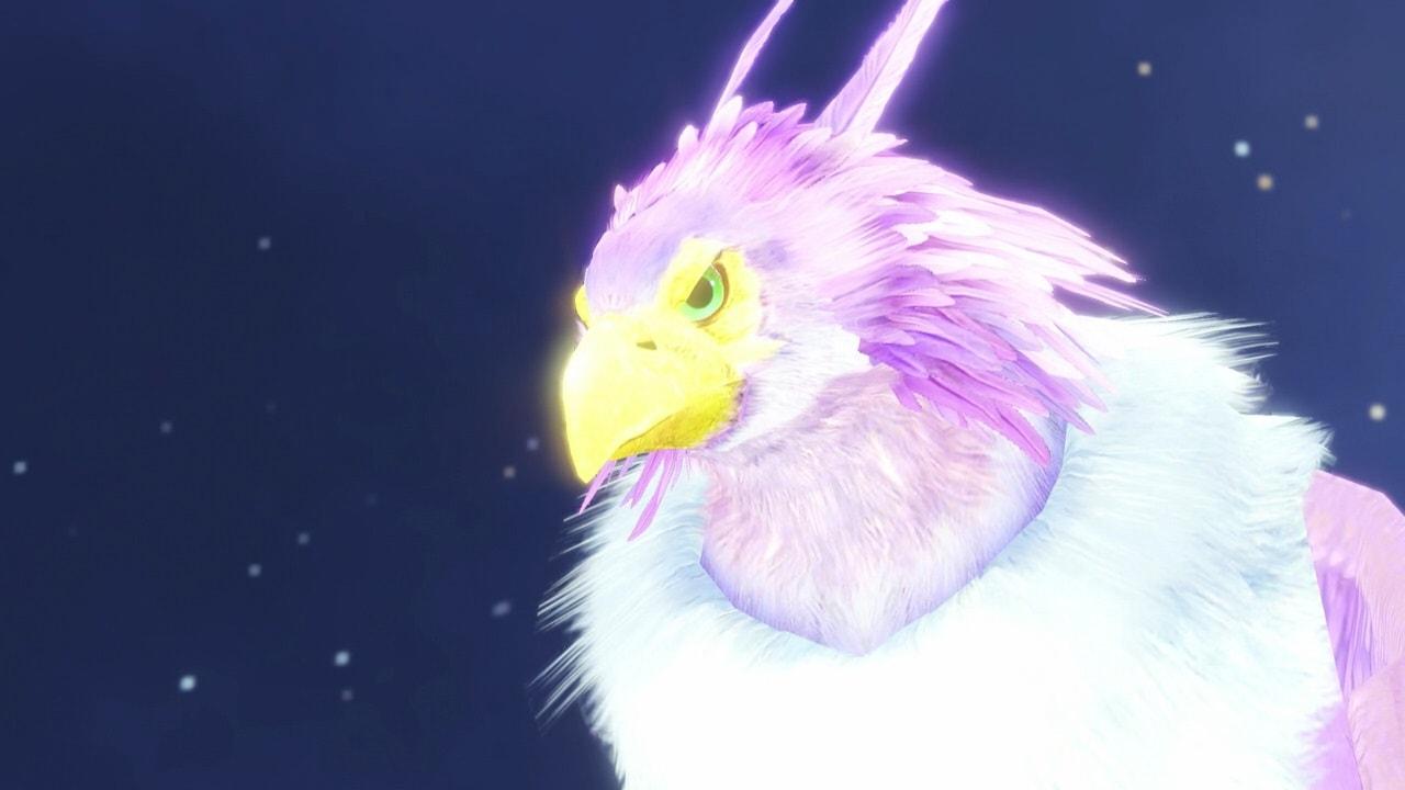 神鳥レティス