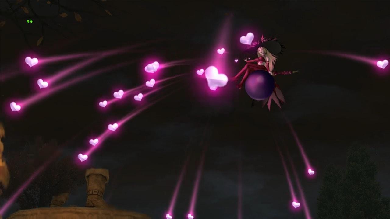 魔女グレイツェルのハート