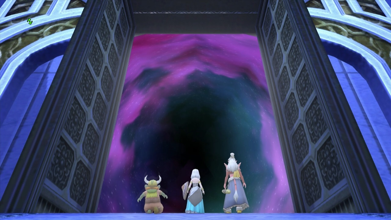 三人で奈落の門