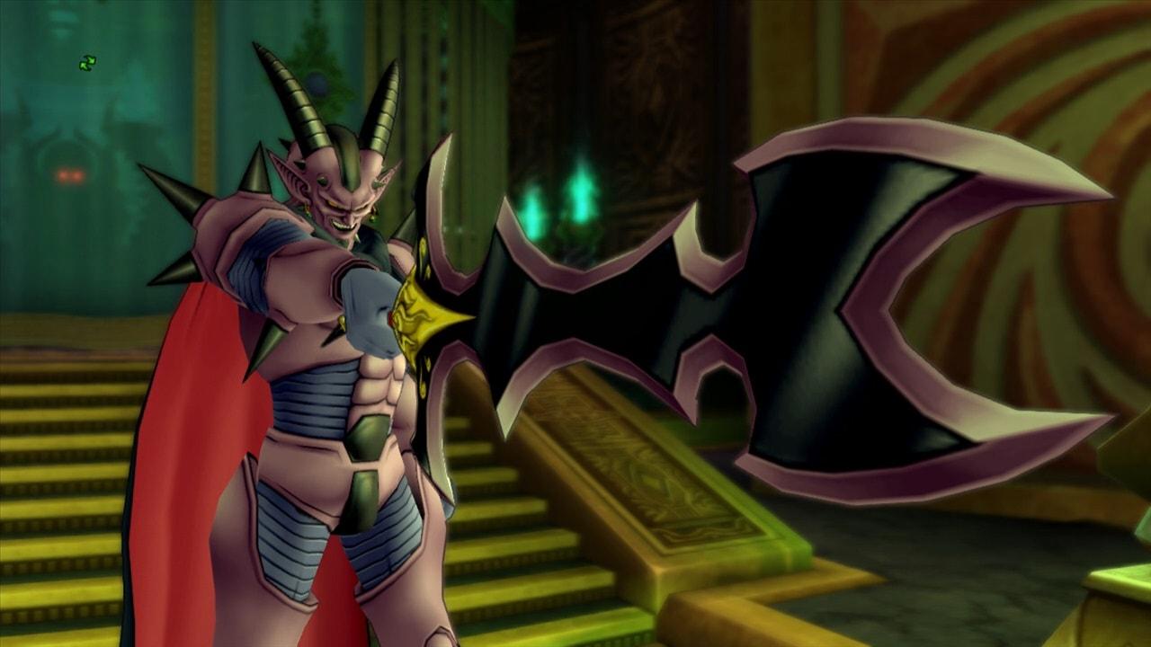 魔元帥ゼルドラド