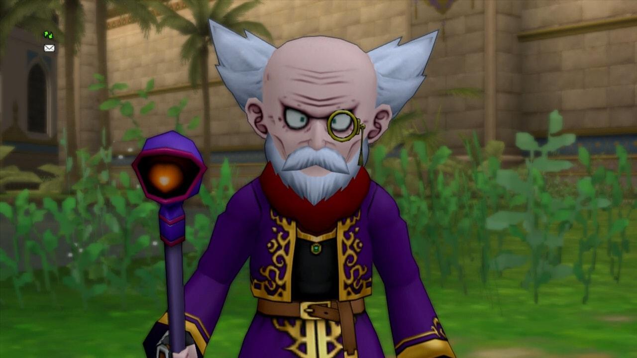 魔道士キルギル