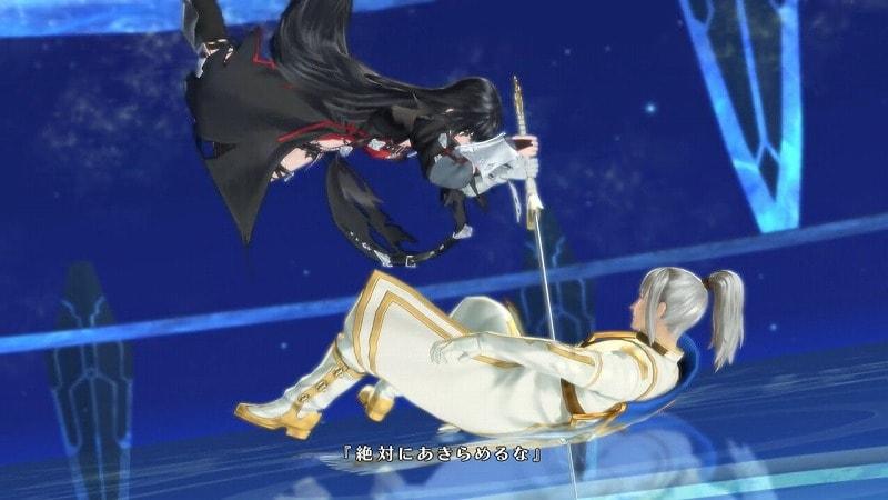 アルトリウスを刺すベルベット