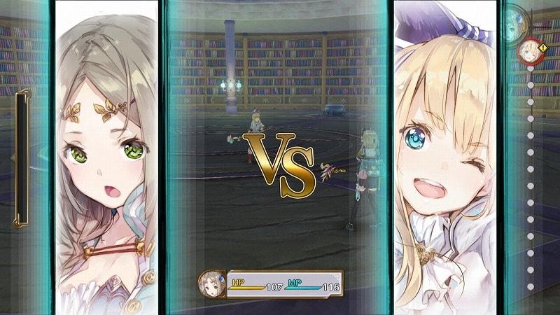 イルメリアとの戦い
