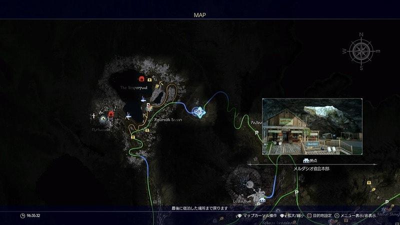 謎めいた地図12