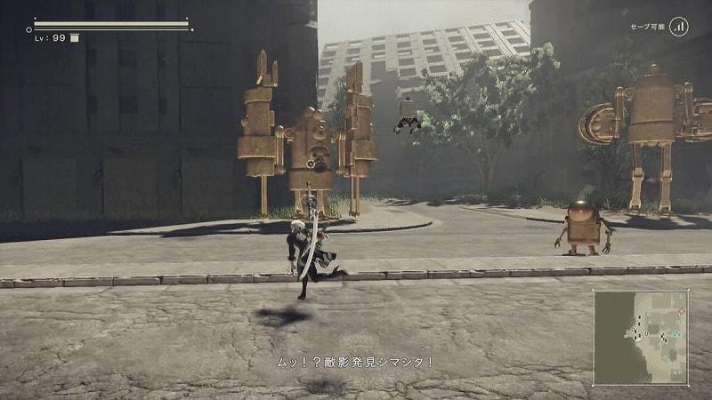 黄金ロボット・兄
