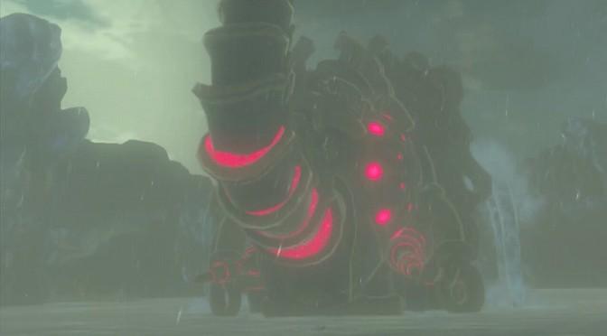 ワイルド 伝説 水 獣 ブレス の オブザ の ゼルダ 神