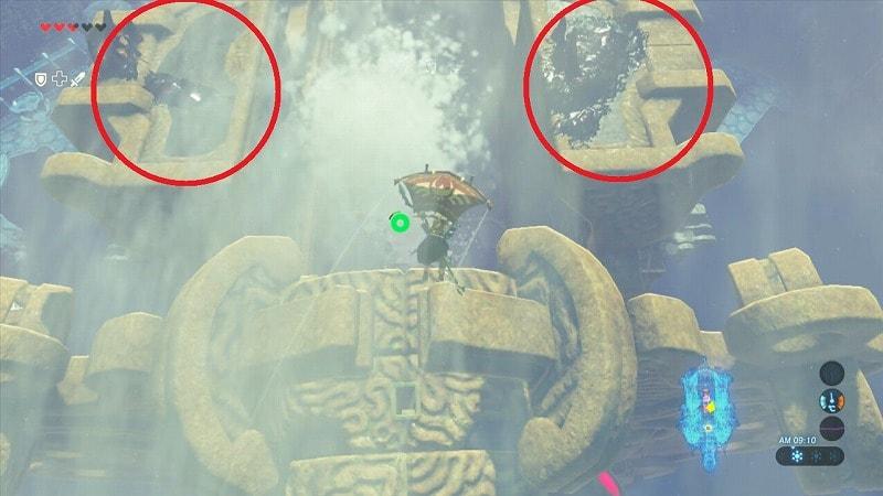 水の神殿の仕掛け13