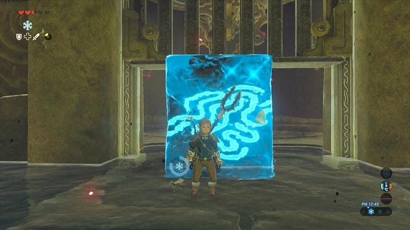 水の神殿の仕掛け3