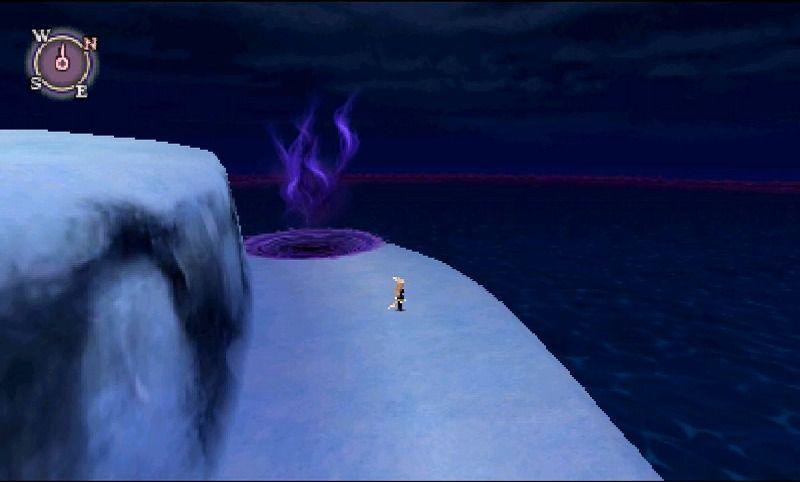 水魔の洞窟