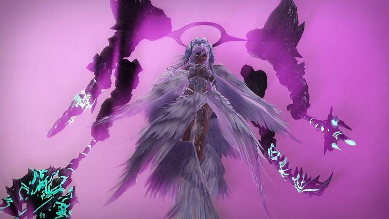 月の女王・マルヴァジーア第二形態