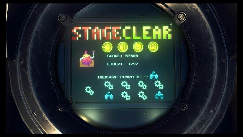 ステージ1のエーテル結晶
