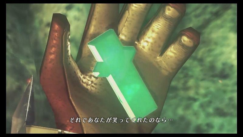 光りだすホムラ&ヒカリのコア