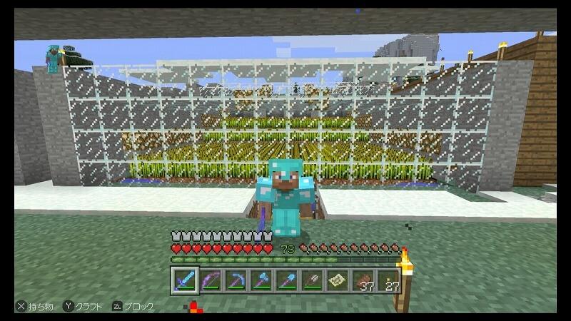 自動小麦収穫機