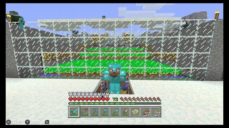自動ジャガイモ収穫機