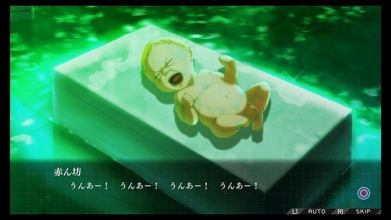 赤ん坊サチカ