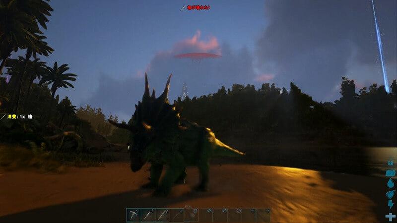 強いトリケラトプス