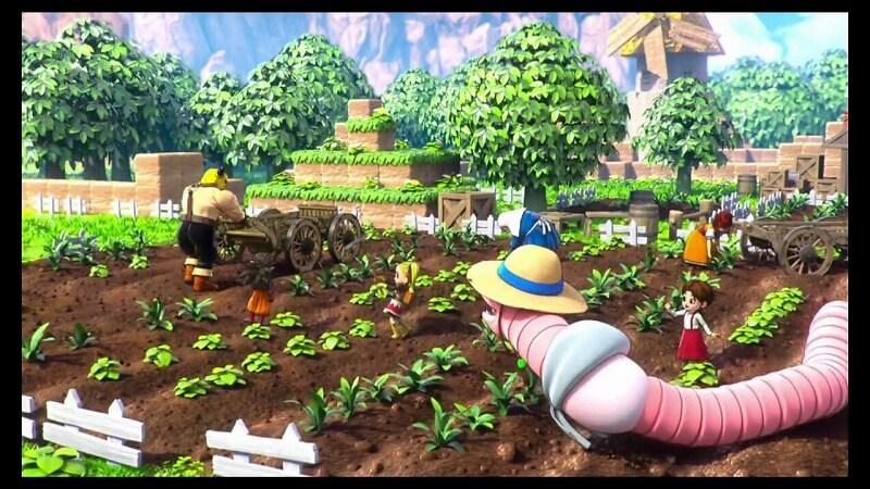 農業システム