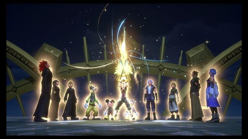 光の守護者達