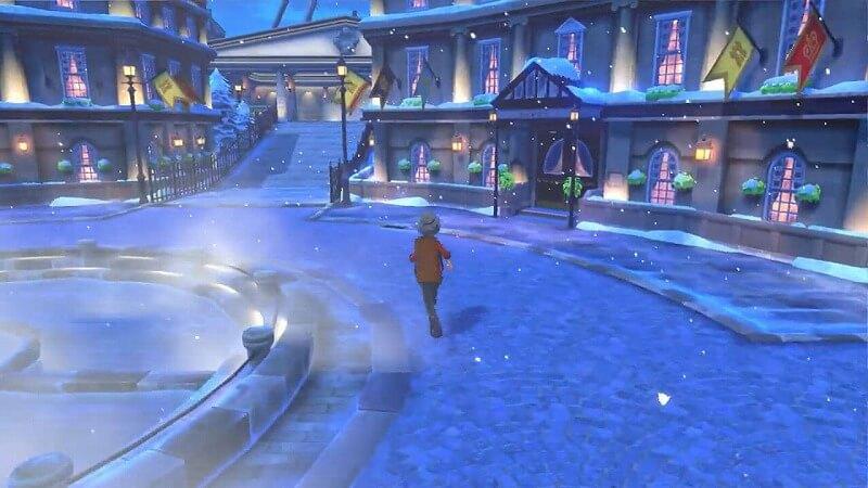ポケモン剣盾の街