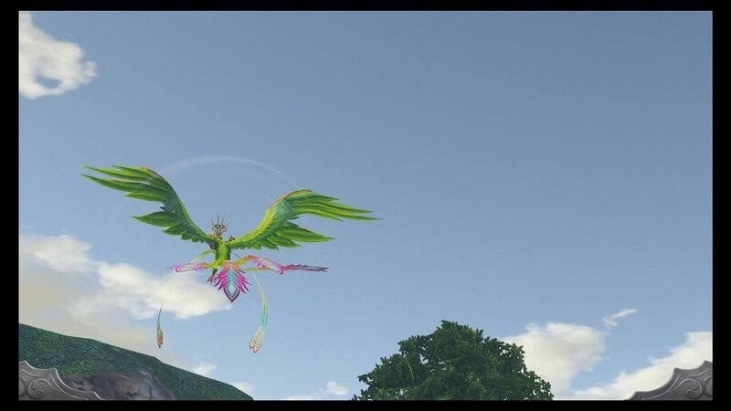 『風刻の翼』ヴィントシュトーネ