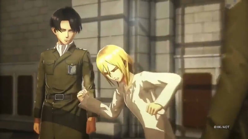 進撃の巨人Attack on Titan2-Final Battle-