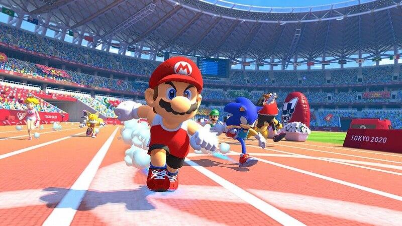 マリオ&ソニック AT 東京オリンピック™